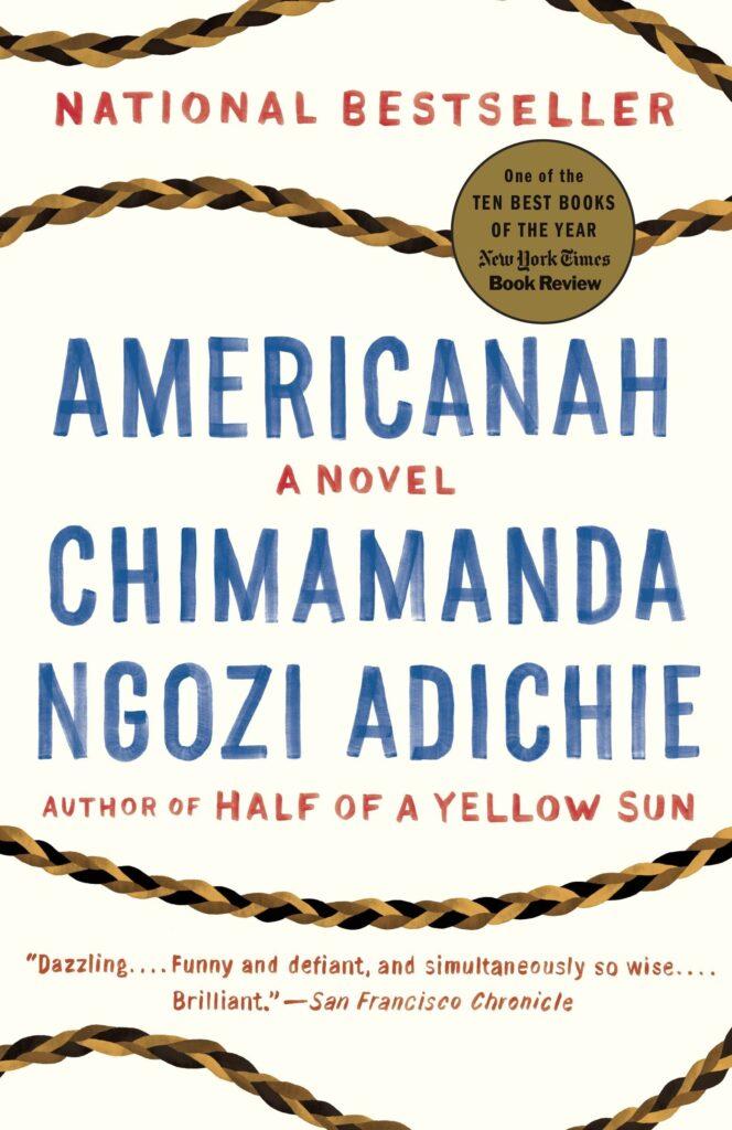 Americanah de Chimamanda Ngozi Adichie