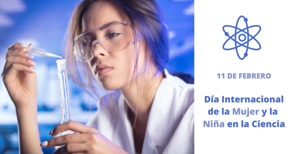 dia internacional de mujer y niña en ciencia